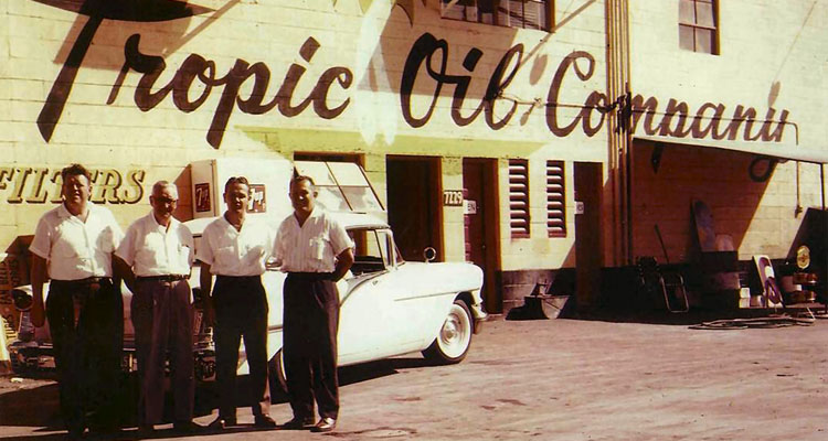 Tropic Oil Founded